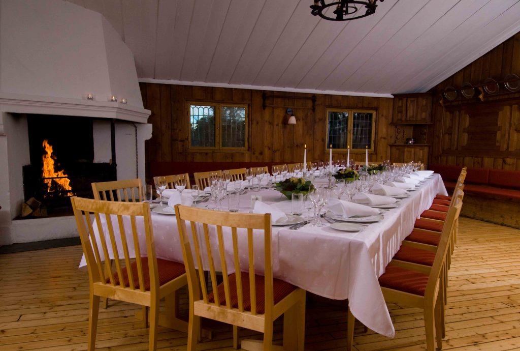 Østerdalsstua dåpslokale på Gjestestuene i Oslo