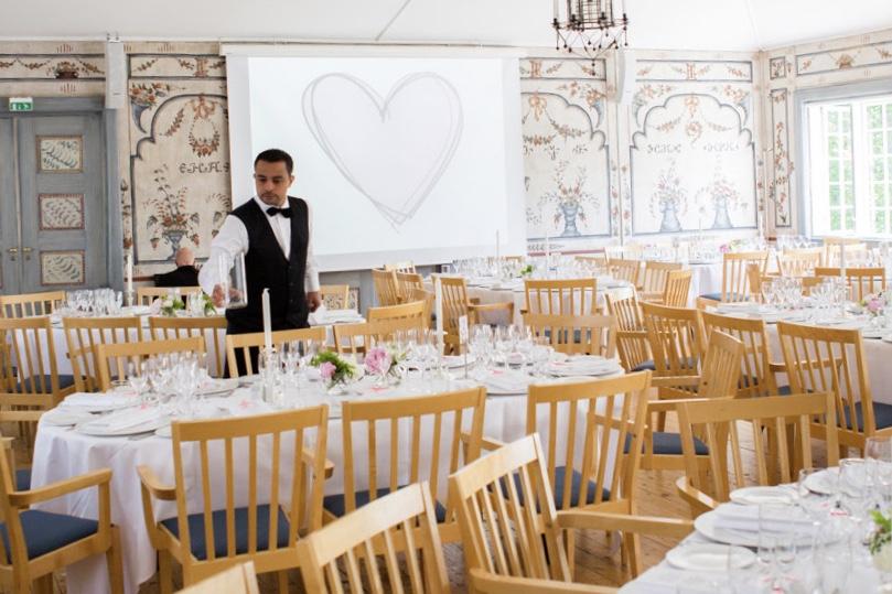 Gjestestuene bryllupslokaler