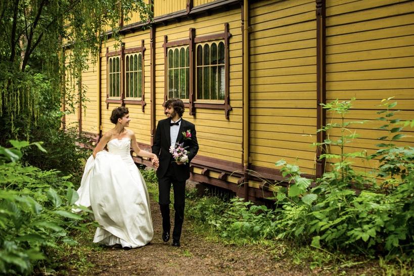 Bryllupslokaler på Gjestestuene ved Gamle landbruk