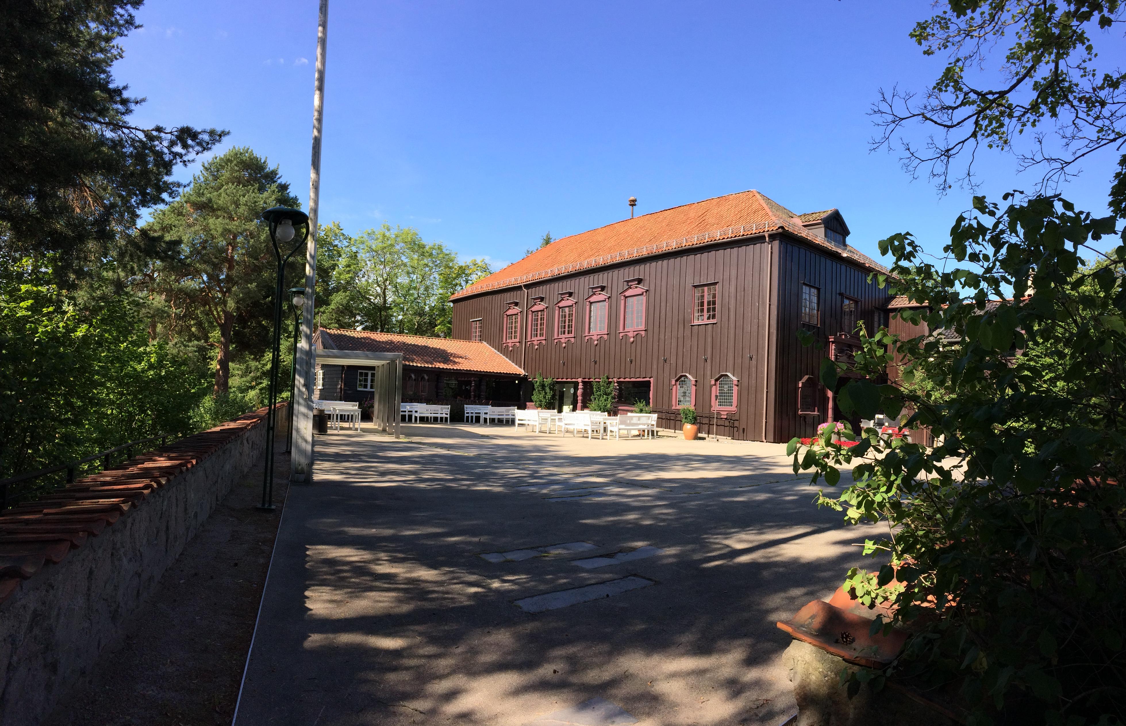 Lokaler for minnesamvær i Oslo, Gjestestuene på Norsk Folkemuseum