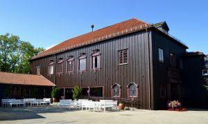 Møtelokale i Oslo, Gjestestuene på Norsk Folkemuseum